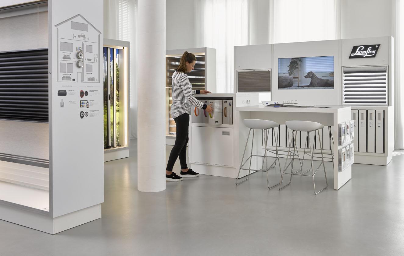case luxalex nederland voor digital signage
