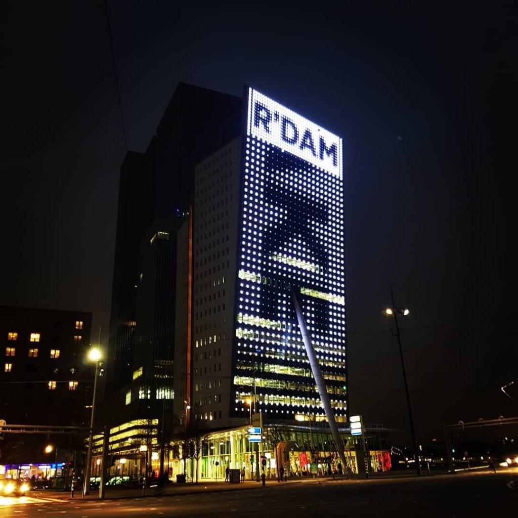 hoofkantoor kpn digital signage
